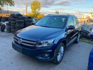 Used 2012 Volkswagen Tiguan 2.0 TSI for sale in Scarborough, ON