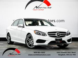 Used 2016 Mercedes-Benz E-Class E400 4MATIC|AMG Sport|Navigation|Camera for sale in Vaughan, ON