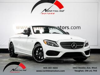 Used 2017 Mercedes-Benz C-Class C43 AMG 4MATIC|Cabriolet|Navigation|360 Camera|Sport Exhaust for sale in Vaughan, ON