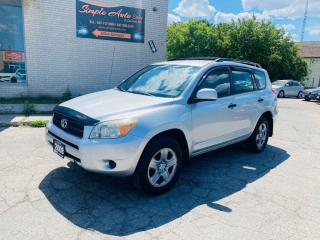 Used 2008 Toyota RAV4 4WD 4dr I4 Base for sale in Barrie, ON