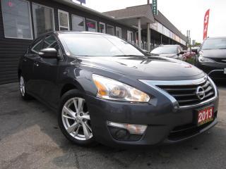 Used 2013 Nissan Altima 2.5 S LEATHER, NAVI, B-CAM, SUNROOF for sale in Scarborough, ON