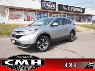 Used 2018 Honda CR-V LX AWD  AWD CAM HS ADAP-CC LANE-KEEP LANE-DEP for sale in St. Catharines, ON