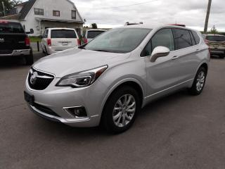 Used 2019 Buick Envision Essense AWD! Only 6000 Km!! for sale in Dunnville, ON