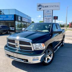 Used 2011 RAM 1500 BIG HORN | HEMI | 4x4 | CREW CAB | for sale in Barrie, ON