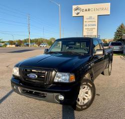 Used 2010 Ford Ranger SPORT | Extended Cab | 4x4 | for sale in Barrie, ON