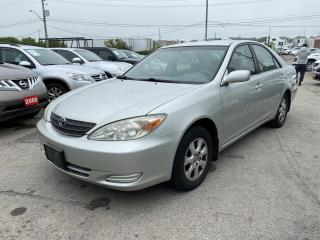 Used 2003 Toyota Camry LE V6 for sale in Oakville, ON