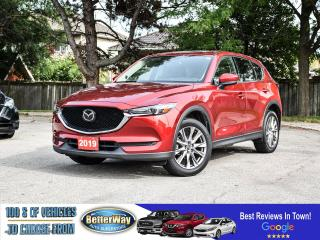 Used 2019 Mazda CX-5 GT |LEATHER |NAVIGATION |SUNROOF |LOADED!!| AWD for sale in Stoney Creek, ON