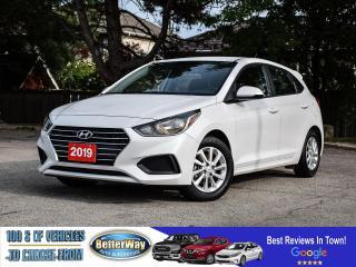 Used 2019 Hyundai Accent Preferred| BLUETOOTH |HEATED SEATS |BACK UP CAM for sale in Stoney Creek, ON