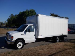 Used 2017 Ford Econoline E-450 16 Foot Cube Van with Ramp for sale in Burnaby, BC