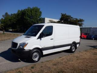 Used 2016 Mercedes-Benz Sprinter 2500 Low Roof Cargo Van 144-in. Wheelbase Diesel for sale in Burnaby, BC