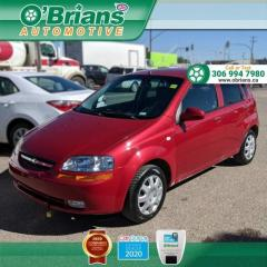 Used 2006 Chevrolet Aveo LS for sale in Saskatoon, SK