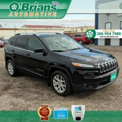 Used 2017 Jeep Cherokee North - Accident Free! w/Command Start, Backup Camera, Cruise for sale in Saskatoon, SK