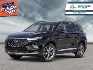 New 2020 Hyundai Santa Fe 2.4L Preferred AWD w/Sunroof  - $234 B/W for sale in Brantford, ON