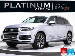 Used 2017 Audi Q7 3.0T Quattro Premium Plus, 7 PASS, NAV, 360, HEAT for sale in Toronto, ON