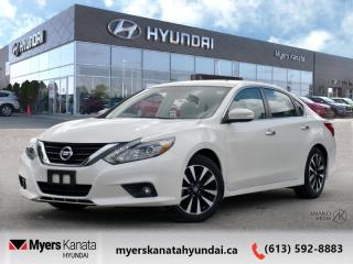 Used 2017 Nissan Altima SL  - $131 B/W - Low Mileage for sale in Kanata, ON