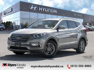 Used 2017 Hyundai Santa Fe Sport 2.4L FWD  - $118 B/W for sale in Kanata, ON