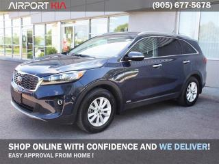 Used 2019 Kia Sorento 2.4L EX AWD/Blow Out Price!/7 seater/Leather/Camera/Push start/Heated seats / Month End Special for sale in Mississauga, ON