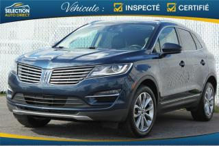 Used 2017 Lincoln MKC SELECT AWD NAVIGATION TOIT PANORAMIQUE for sale in Ste-Rose, QC