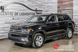 Used 2018 Volkswagen Atlas HIGHLINE for sale in Laval, QC