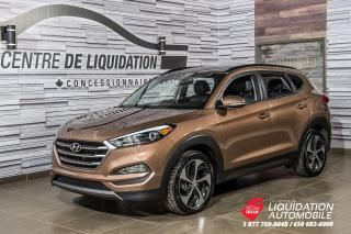 Used 2016 Hyundai Tucson Limited for sale in Laval, QC
