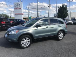 Used 2010 Honda CR-V 4WD 5DR LX for sale in St-Hubert, QC