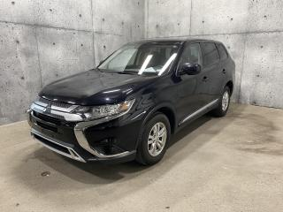 Used 2019 Mitsubishi Outlander ES AWD APPLECARPLAY CAMERA RECUL SIEGES CHAUFFANTS for sale in St-Nicolas, QC