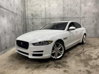 Used 2017 Jaguar XE Prestige AWD * V6 SUPERCHARGE 340HP * GPS TOIT OUVRANT for sale in St-Nicolas, QC