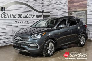 Used 2018 Hyundai Santa Fe Sport SE+TOIT+MAGS+AWD+CUIR for sale in Laval, QC