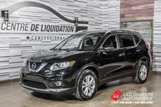 Used 2015 Nissan Rogue SV+CAM/RECUL+SIEGE/CHAUFF+BLUETOOTH for sale in Laval, QC