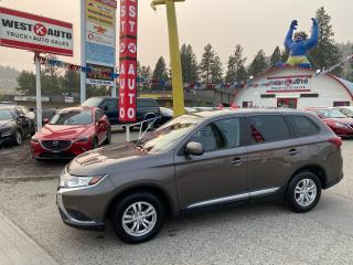 Used 2020 Mitsubishi Outlander for sale in West Kelowna, BC