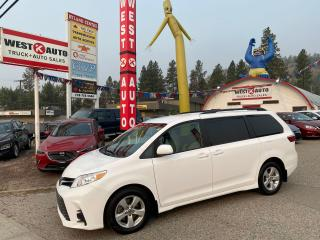 Used 2019 Toyota Sienna for sale in West Kelowna, BC