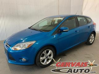 Used 2013 Ford Focus SE Mags A/C Sièges Chauffants *Hatchback* for sale in Trois-Rivières, QC