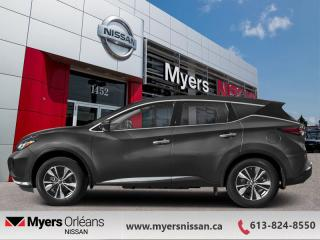 New 2020 Nissan Murano SV  - Sunroof -  Heated Seats for sale in Orleans, ON