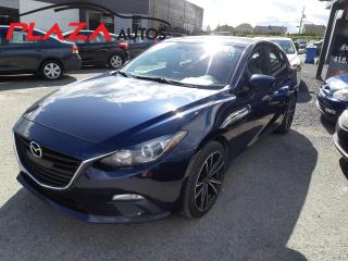 Used 2016 Mazda MAZDA3 4dr HB Sport Auto GX for sale in Beauport, QC