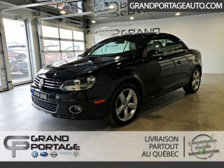Used 2012 Volkswagen Eos Décapotable Comfortline *RARE* for sale in Rivière-Du-Loup, QC