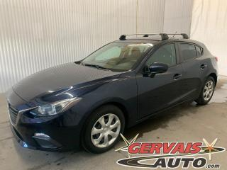 Used 2016 Mazda MAZDA3 GX SPORT Caméra GPS A/C Bluetooth for sale in Trois-Rivières, QC