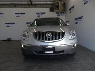 Used 2012 Buick Enclave CX | 7 PASSENGER | 1 OWNER | ONLY 54 KM! for sale in Brantford, ON