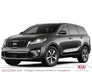 Used 2020 Kia Sorento EX V6 AWD for sale in Pickering, ON