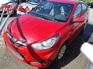 Used 2013 Hyundai Accent 4dr Sdn Man GL for sale in Beauport, QC