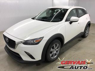Used 2017 Mazda CX-3 GX GPS AWD MAGS CAMÉRA *Traction intégrale* for sale in Shawinigan, QC