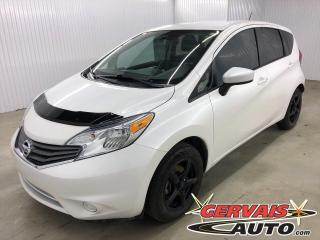 Used 2016 Nissan Versa Note SV MAGS BLUETOOTH CAMÉRA *Bas Kilométrage* for sale in Shawinigan, QC