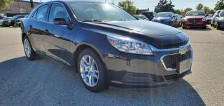 Used 2015 Chevrolet Malibu BLUETOOT/REAR VIEW CAMERA for sale in Scarborough, ON