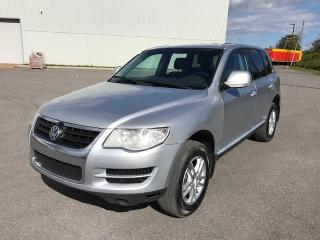 Used 2009 Volkswagen Touareg 4 portes, V6, Comfortline for sale in Québec, QC