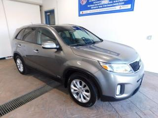 Used 2014 Kia Sorento EX Leather Sunroof for sale in Listowel, ON