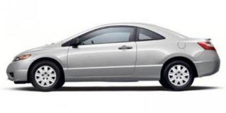 Used 2008 Honda Civic Cpe DX-G for sale in Swift Current, SK