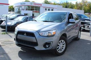 Used 2013 Mitsubishi RVR traction intégrale 4 portes CVT SE for sale in Shawinigan, QC