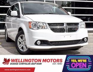 New 2020 Dodge Grand Caravan Crew Plus for sale in Guelph, ON