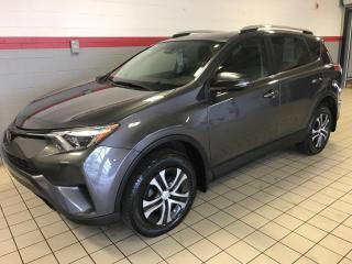 Used 2017 Toyota RAV4 RAV4 / 2WD / LE for sale in Terrebonne, QC
