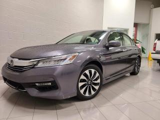 Used 2017 Honda Accord Berline Touring 4 portes for sale in Chicoutimi, QC