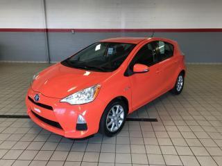 Used 2012 Toyota Prius c PRIUS C / HYBRIDE / TECHNO. for sale in Terrebonne, QC